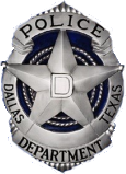 Dallas PD Badge