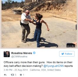 Gun v. Taser