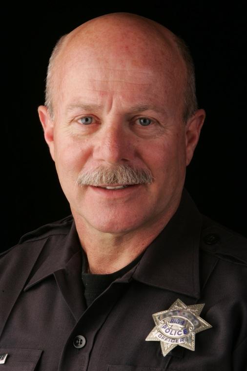Ron SJPD Uniform