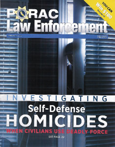 Self-Defense Homicides