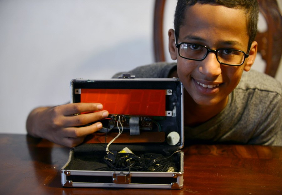 Ahmed Mohamed Clock Boy