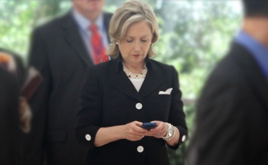 Hillary-Clinton-Phone-Hacked