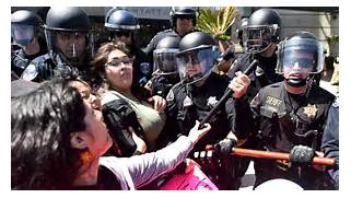 SJPD Trump Protest