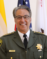 Sheriff Ross Mirakami