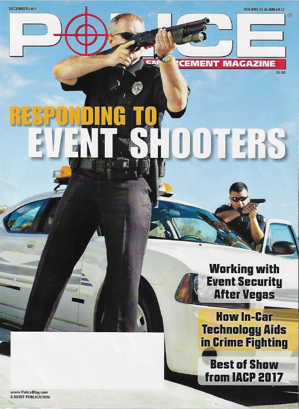 POLICE_De-Escalation Cover